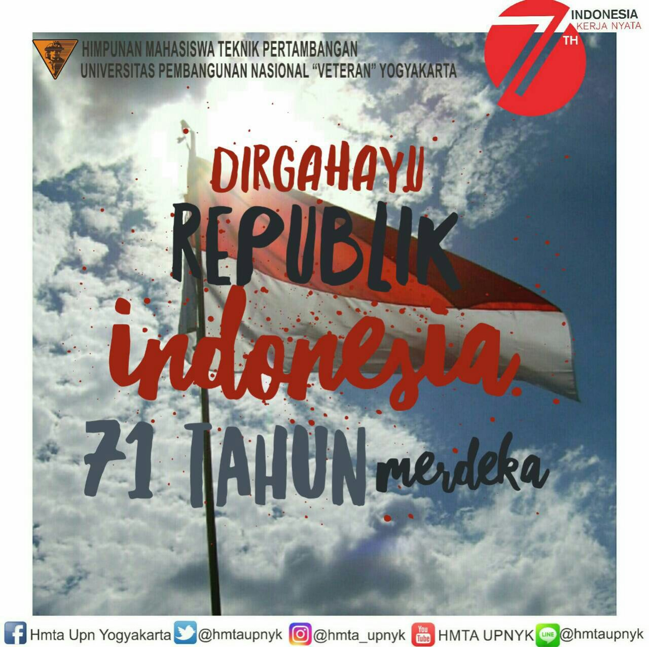 DIRGAHAYU REPUBLLIK INDONESIA