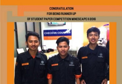 Student Paper Competition Minespace II 2016
